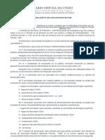 Resolução Nº 601 de 24 de Maio de 2016 - Contran