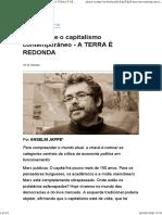 Karl Marx e o capitalismo contemporâneo