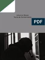 Teoria do Conhecimento by Johannes Hessen (z-lib.org).epub