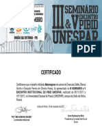Pibid Unespar 2017 - Oficina