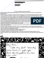 Letter from Diana Grandel to Drew Peterson, emails to Joel Brodsky - Justice Café - http://petersonstory.wordpress.com/