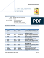 IGEOCODE Canada Postal Code Gold Edition Specifications
