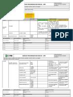 1. FORM-PG-SEG-001-02 rev5 - Escavação, corte e furação de helicoidal, preparação, nivelamento, reaterro e concretagem - Thiago Silas Cardoso da Silva