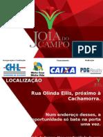JÓIA DO CAMPO - PDG/CHL - tel. (21) 7900-8000