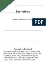 Derivative 1