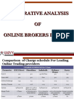 Valuesaver vs other Online Acnts comaprision