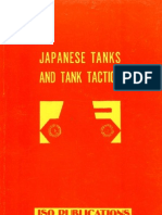 Japanese Tanks and Tanks Tactics