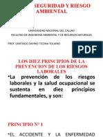 LECCION 1 PRINCIPIOS DE SEGURIDAD