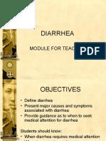 Diarrhea (PSG) 03-