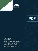 Guide Des Affaires Au Maroc