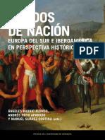 Latidos de Nación Europa Del Sur e Iberoamerica en Perspectiva Historica