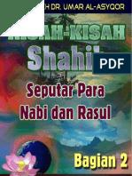 Kisah-kisah Shahih Seputar Para Nabi & Rasul 2 Dr Umar Al-Asyqor