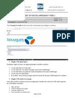 Examen TP prog web 1-2021