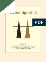 Transiti Poetici Vol XXIX