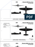 WWII Aircraft Reconigtion Pictorial Manual