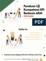 Panduan Uji Kompetensi KPI Akbar Versi Trial