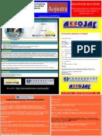 Informativo Assojaf's Encontros Regionais