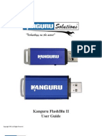 Kanguru FlashBluII User Guide