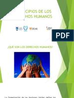 Principios de los derechos humanos