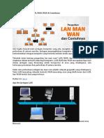 Pengertian Lengkap LAN