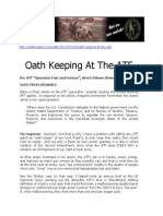 ATF Project Gunrunner Scandal & Oath Keepers