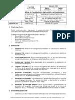 GLO - PT002 Política de Devoluciones de Logística y Operaciones