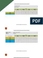 Cronograma Priorización Curricular Escuela Municipal Chomio 2020