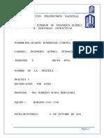 Reporte Practica 5 Destilacion ESIQIE