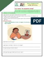 ACTV. 20 DE SETIEMBRE-COMUNICACIÓN