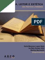 E-book_Literatura, Leitor e Estética Nas Práticas Literárias
