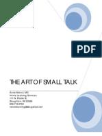 Art of Small Talk