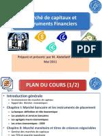 Module Etud Marché de Capitaux ENCG 2011 Part1
