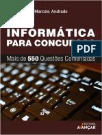Informática para concursos mais de 550 questões comentadas by Marcelo Andrade , Concurso (z-lib.org)