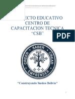 INSTITUCIONAL CSB