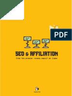 Ebook Gratuit - Comment débuter le SEO & Affiliation (version Juin 2021)