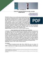 Comercialização Do Açaí No Estado Do Pará
