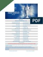 Coupe Gambardella 2e Tour