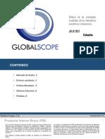 Resultados Sistema Financiero de Colombia al mes de Julio 2021