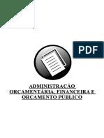 Vol_II_10_Administracao_Orcamentaria_Financeira_Orcamento_Publico
