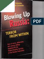 Carte Semnată Alexander Litvinenko