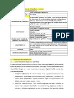 ESPECIFICACIONES TEC. Y REQUERIMIENTOS