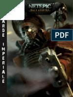 Codex Garde Impériale Générale Palladium v2.0