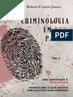 LIVRO CRIMINOLOGIA