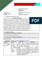 PLANIFICADOR EXPERIENCIA 7   CC.SS. 1° Y 2°