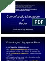 Linguagem e Poder