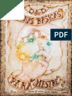 D&D 5e - Regras Básicas para o Mestre