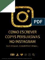Copy Para Instagram