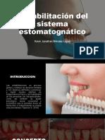 Rehabilitación del sistema estomatognático