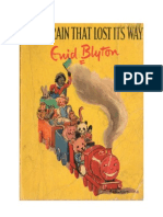 Blyton Enid The train that lost its way