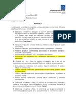Parcial Corte 1- Procesos Concursales